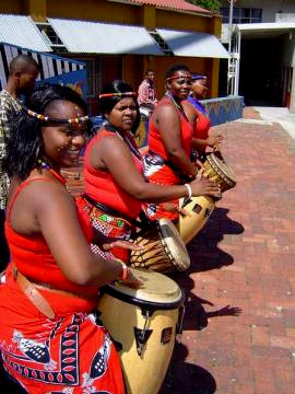 Xhosa Women Drums & Marimba