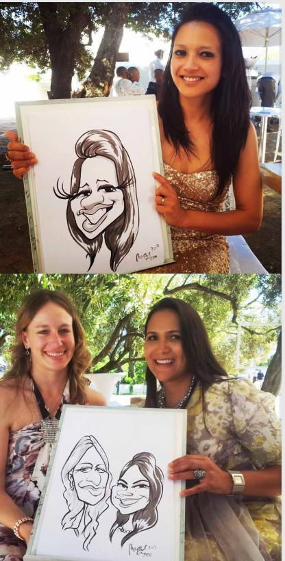 Caricature Artists