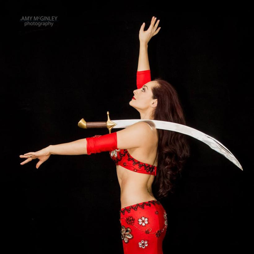 Solo Belly Dance