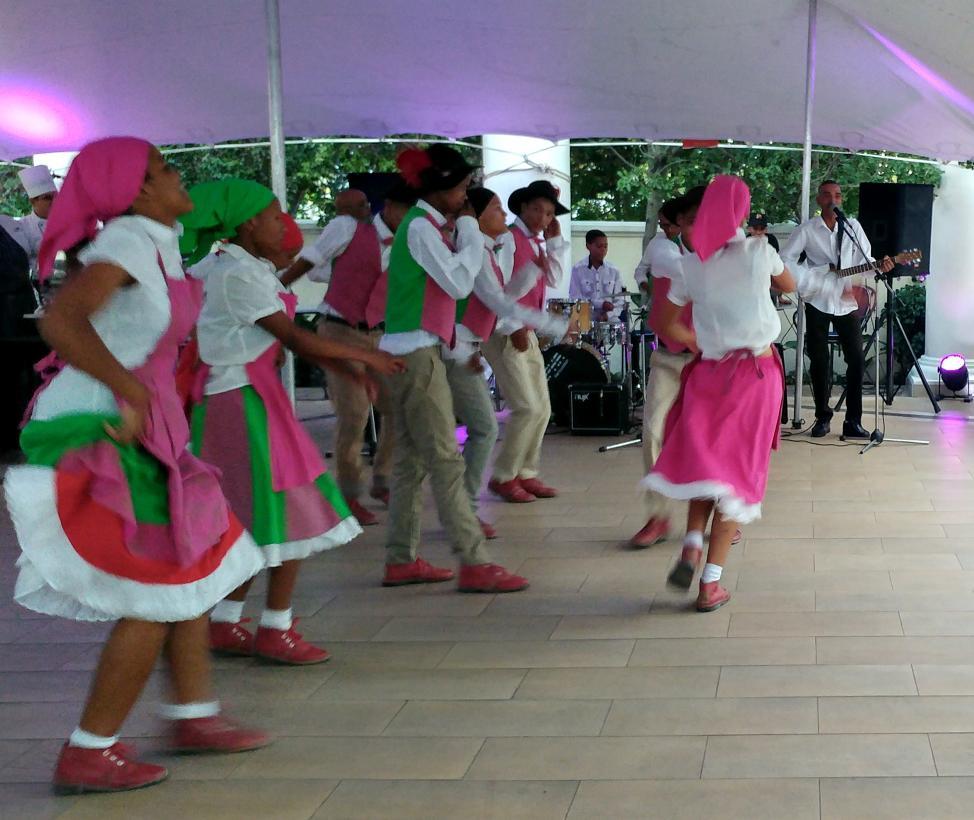 Riel Dance Troupe