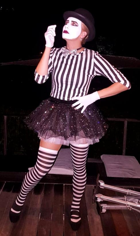 Glam Mime