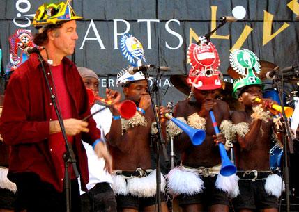 Vuvuzela Orchestra