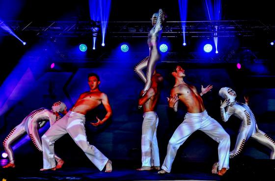 Our JHB Dance Company wows FORD